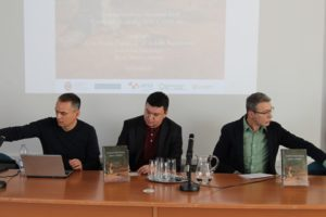 "The promotion of the Conference Proceedings ""Slavonian Forests throughout History"" in Slavonski Brod"