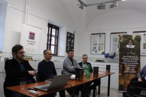 "THE PROMOTION OF THE CONFERENCE PROCEEDINGS ""SLAVONIAN FORESTS THROUGHOUT HISTORY"" IN OSIJEK"