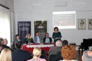 "THE FINAL PROMOTION OF THE PROJECT ""FROM RAINFORESTS TO ARABLE LAND: THE HISTORY OF ANTHROPIZATION OF FORESTS IN SLAVONIA FROM THE MIDDLE AGES TO THE EARLY 20TH CENTURY"""